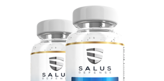 Salus Defense Advanced Science Turmeric
