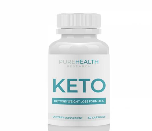 PureHealth Research Keto Formula